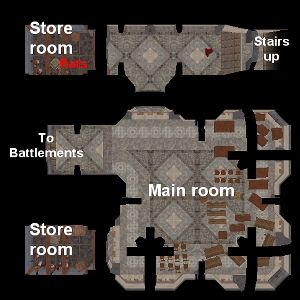 Royal Tower - First Floor